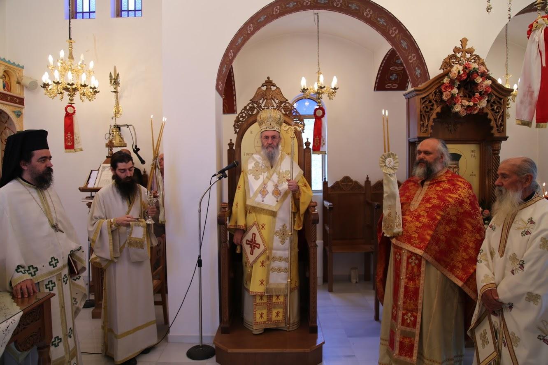 Η εορτή του Αγίου Κοσμά του Αιτωλού στην Καλαβρούζα Ναυπακτίας