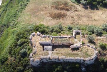 Ένα βίντεο για το Κάστρο του Γρίβα ή Φρούριο του Τεκέ στη Βόνιτσα