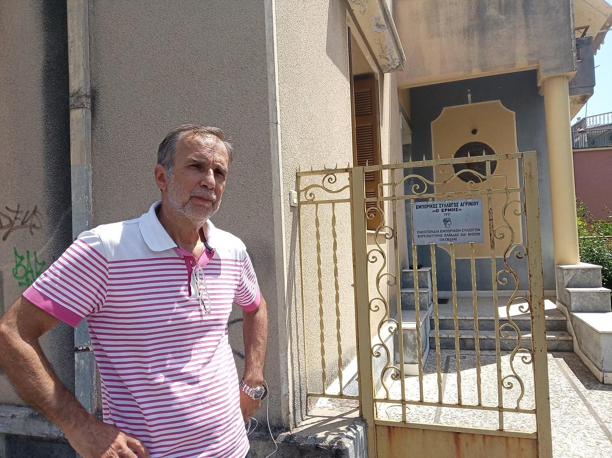 """Μεγάλη νίκη για το """"Ενωμένο Εμπόριο"""" στις εκλογές του Εμπορικού Συλλόγου Αγρινίου"""