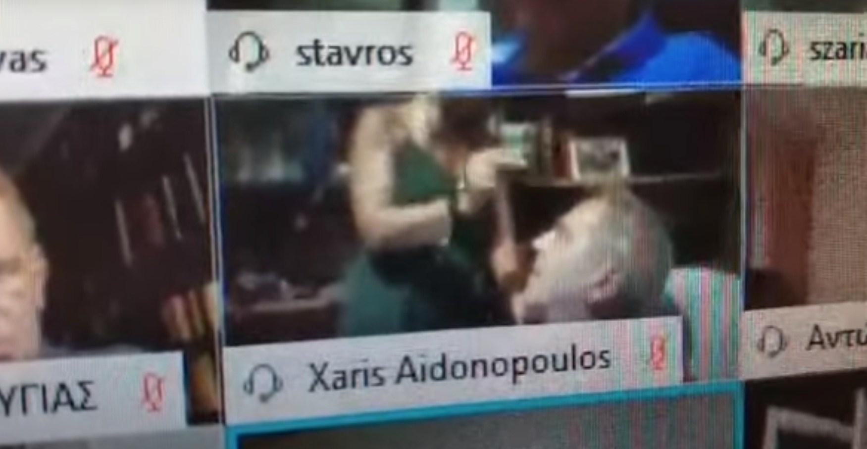 Απίστευτο: «Ξεμάτιασμα» live για τον αντιδήμαρχο Θεσσαλονίκης σε συνεδρίαση δημοτικού συμβουλίου