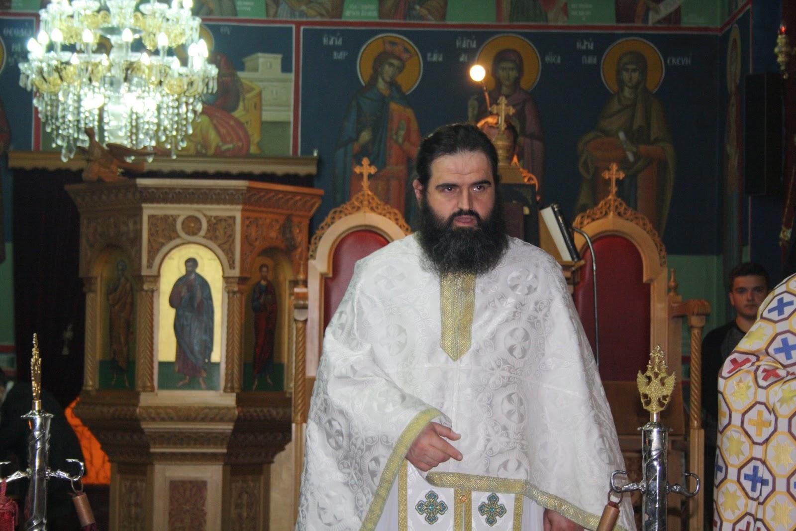 Ο πατήρ Γεώργιος Λαζούρας νέος ιερέας στα Όχθια