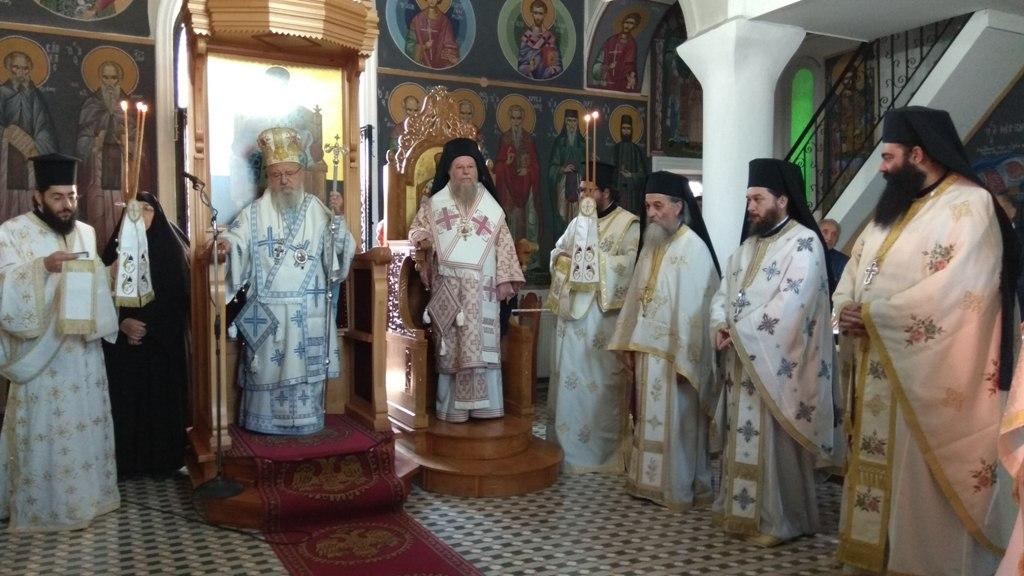 Η Εορτή του Αγίου Κοσμά στη γενέτειρά του, το Μέγα Δένδρο Θέρμου