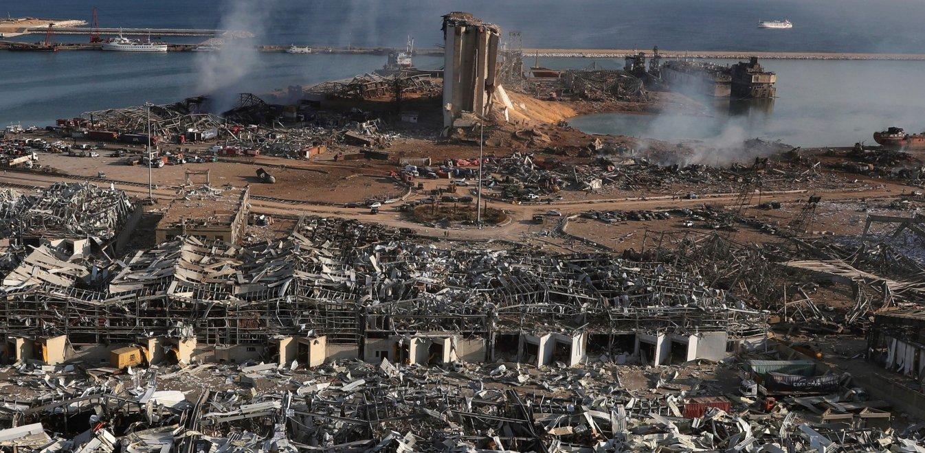 Έκρηξη στη Βηρυτό: Στους 158 οι νεκροί και 6.000 οι τραυματίες