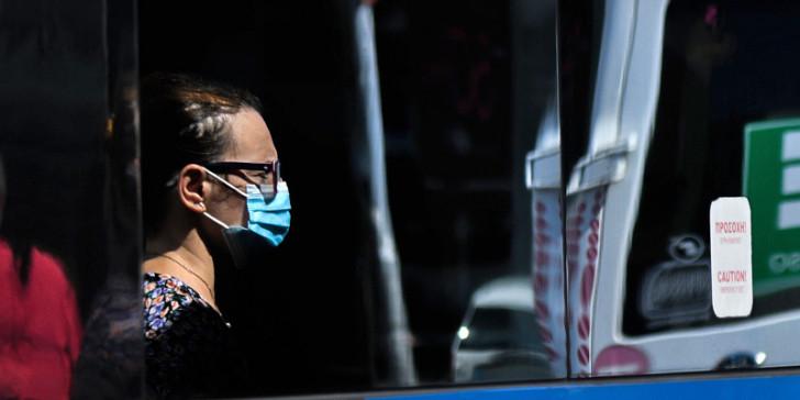 Επτά τα νέα πρόστιμα για μη χρήση μάσκας στην περιοχή του Αγρινίου