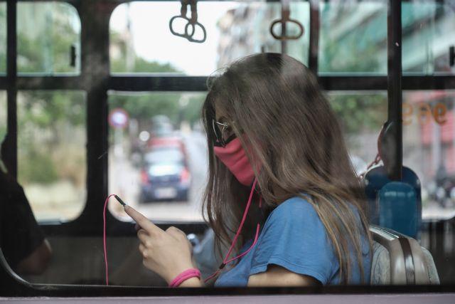 """Αγρίνιο: """"βροχή"""" τα πρόστιμα και σε πεζούς για μη χρήση μάσκας"""