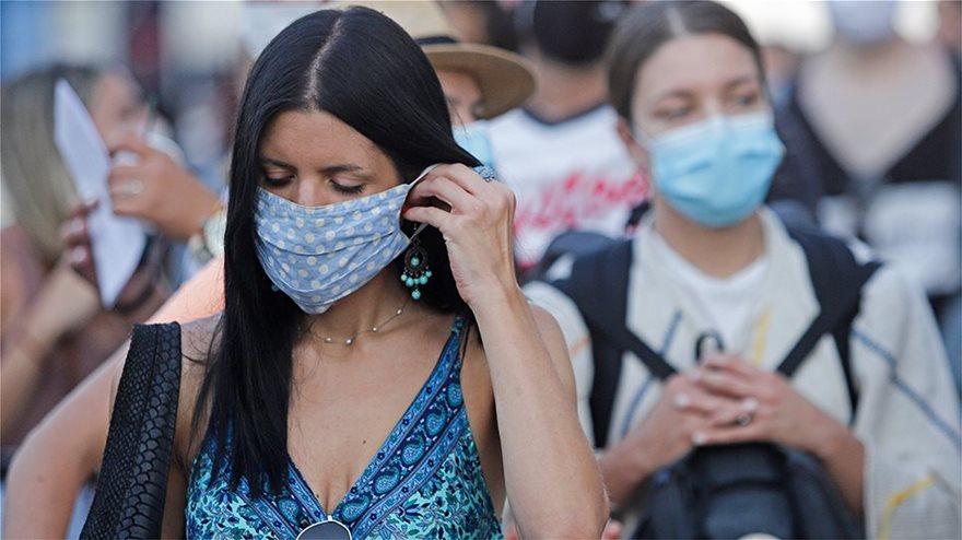 Νέα πρόστιμα για υπεράριθμους και μάσκες στην περιοχή