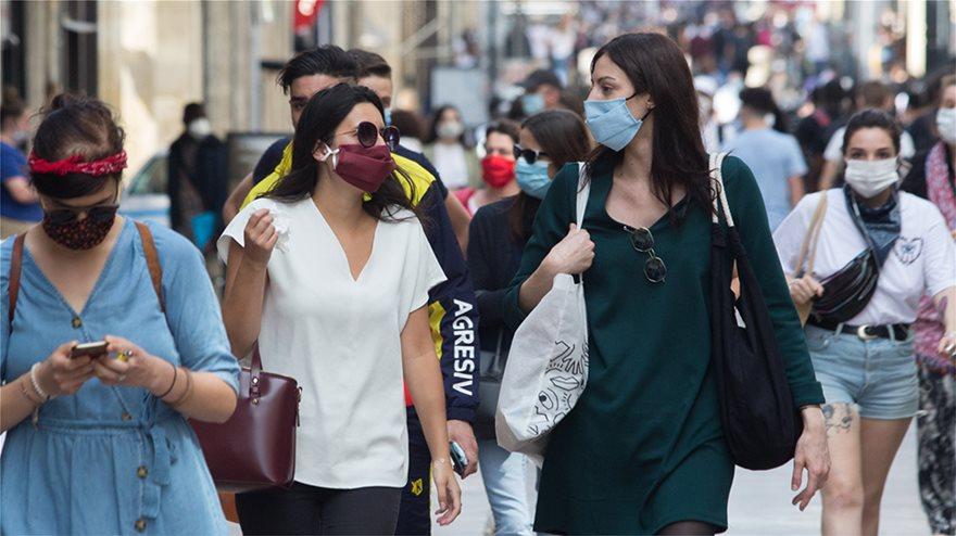 Κορωνοϊός: Οι νέες οδηγίες για τη χρήση μασκών – Τι ισχύει για τα γυαλιά και την ασπίδα προσώπου