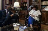 O Μητσοτάκης ενημέρωσε τη Σακελλαροπούλου για τις εξελίξεις στην Ανατολική Μεσόγειο