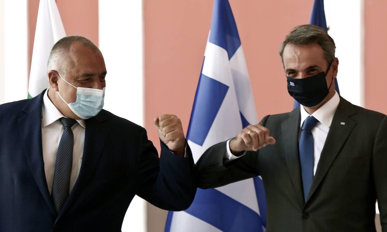 Υπέγραψαν Ελλάδα-Βουλγαρία για το φυσικό αέριο – Μητσοτάκης: Ενεργειακός κόμβος η Αλεξανδρούπολη