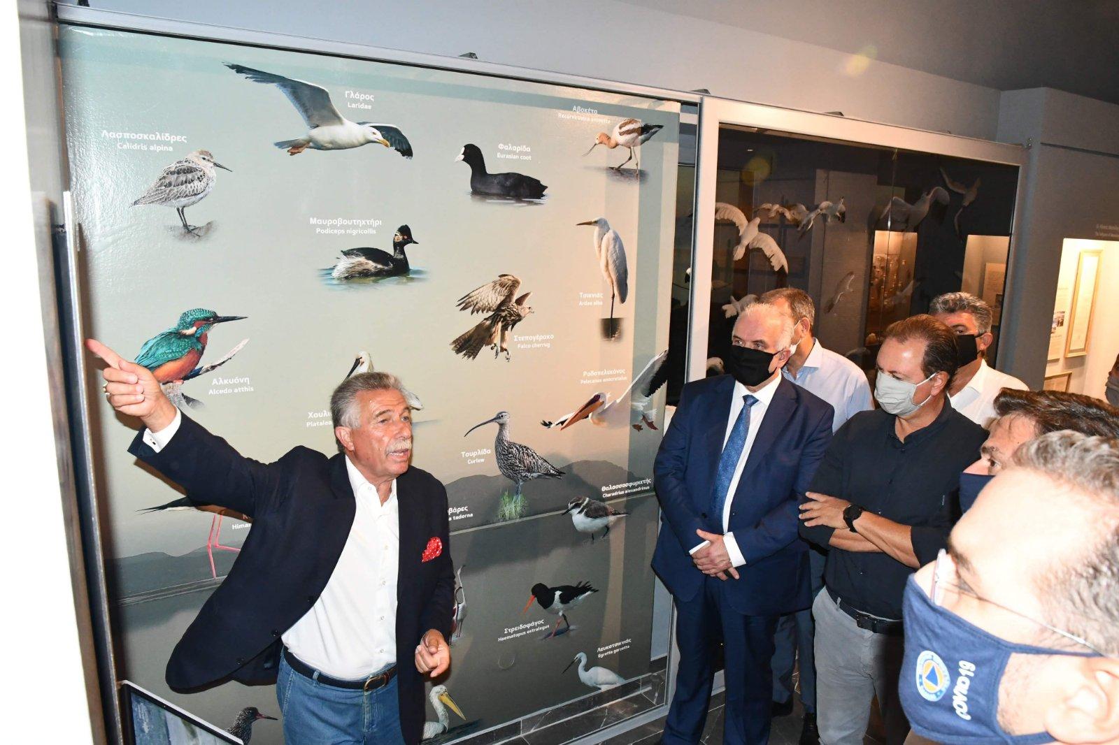 Άνοιξε τις πύλες του στο κοινό το νέο Μουσείο Άλατος στο Μεσολόγγι