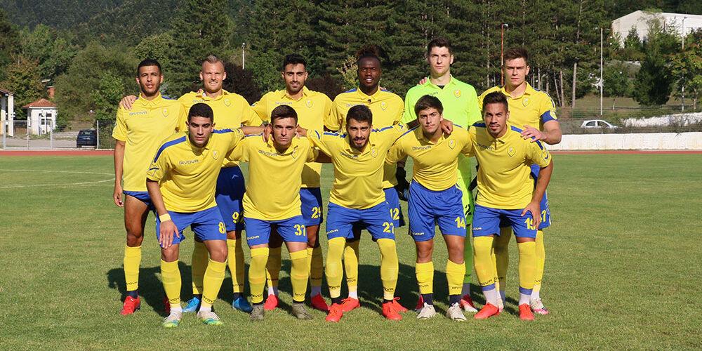 Φιλική νίκη του Παναιτωλικού, 2-1 τα Τρίκαλα