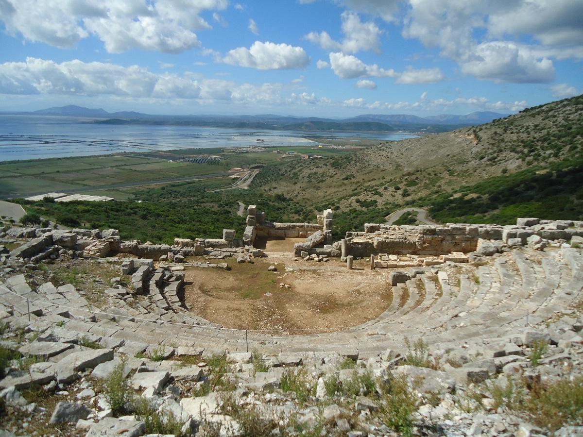Βίντεο αστροφωτογραφιών σε αρχαιολογικούς χώρους της Αιτωλίας για τις Ευρωπαϊκές Ημέρες Πολιτιστικής Κληρονομιάς