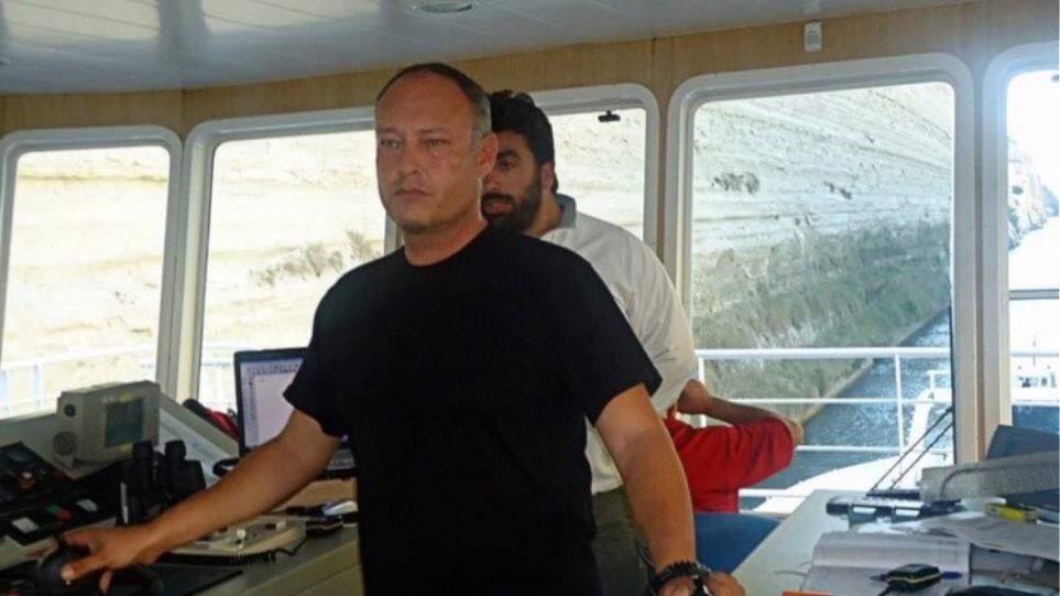 Συγκλονίζει ο καπετάνιος του ferry που έσωσε το κοριτσάκι στο Αντίρριο: «Ήταν παγωμένη από τον φόβο»