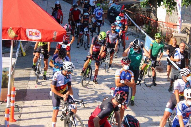 Διεξήχθησαν για 10η χρονιά στην Άνω Χώρα Ναυπακτίας οι πιο ασφαλείς ποδηλατικοί αγώνες του καλοκαιριού