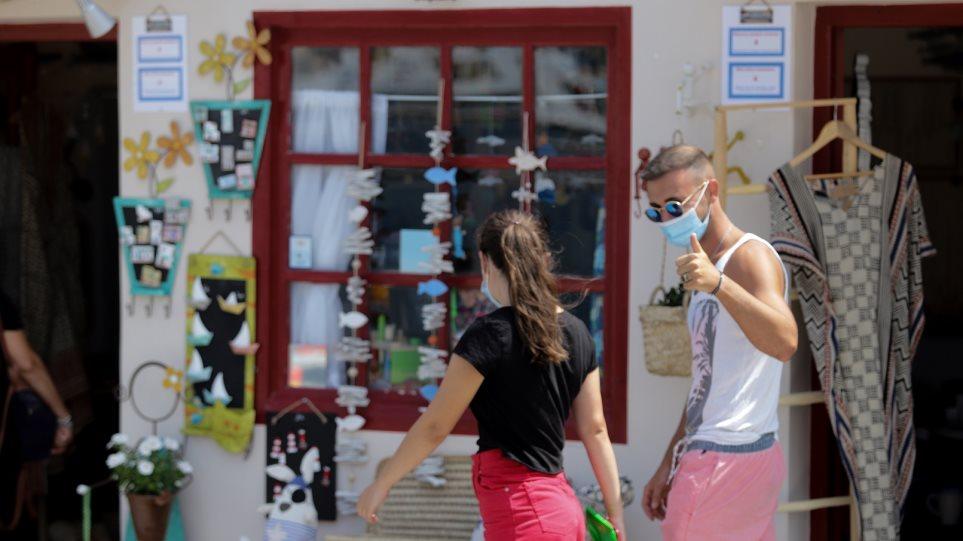 Πόρος: Έκαναν «corona party» σε ξενοδοχείο και μπαρ του νησιού – Πολλά κρούσματα είναι νέοι 20-30 ετών
