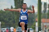 Ο Αγρινιώτης Κωνσταντίνος Σαράκης στους τελικούς του Πανελληνίου πρωταθλήματος κλασσικού αθλητισμού