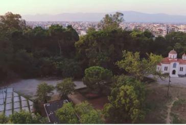 Βίντεο: έτσι είναι σήμερα το πάρκο του  Αγρινίου