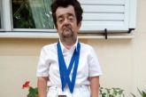 Διπλή διάκριση στο πανελλήνιο πρωτάθλημα στίβου για τον Γιώργο Τασιούλη από τη Σκουτερά