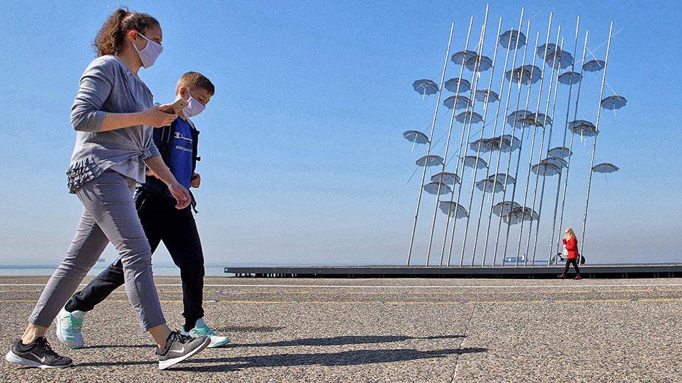 Κορωνοϊός: Ολοταχώς για νέα μέτρα η Θεσσαλονίκη – Το απόγευμα οι ανακοινώσεις