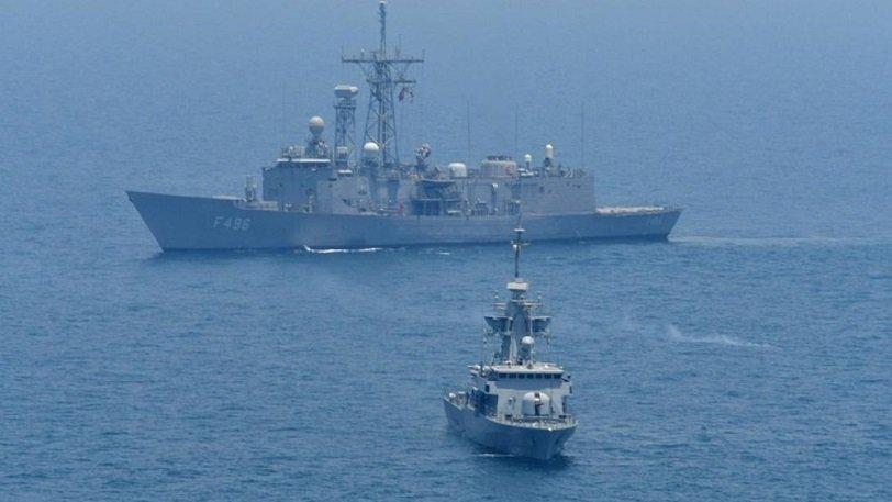 Ιεράπετρα: «Delivery» σε φρεγάτα του Πολεμικού Ναυτικού ανήμερα της Παναγίας
