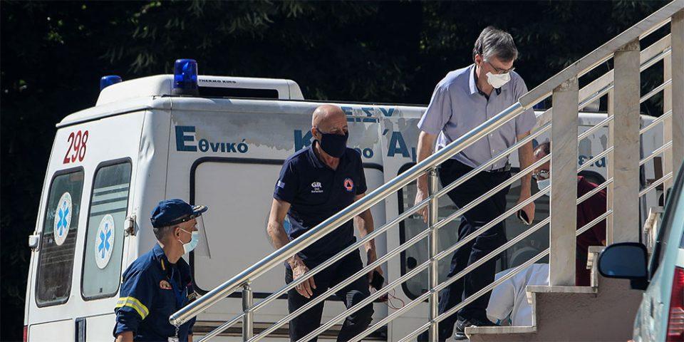 Συναγερμός για τα κρούσματα σε οίκο ευγηρίας στο Ασβεστοχώρι – Τσιόδρας: Από εργαζόμενο προήλθαν τα 36 περιστατικά