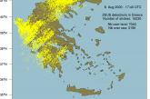 Κακοκαιρία «Θάλεια»: 10.000 κεραυνοί έπεσαν πάνω από την Ελλάδα