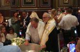 Νονός ο Νίκος Αλιάγας στην Ορθόδοξη βάπτιση του Ζεράρ Ντεπαρτιέ