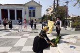 Άγιος Κωνσταντίνος: συγκίνηση στο μνημόσυνο για τα θύματα της Γενοκτονίας των Ελλήνων της Μικράς Ασίας
