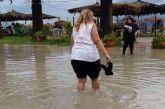 Ρίο: Πλημμύρισε η παραλιακή ζώνη