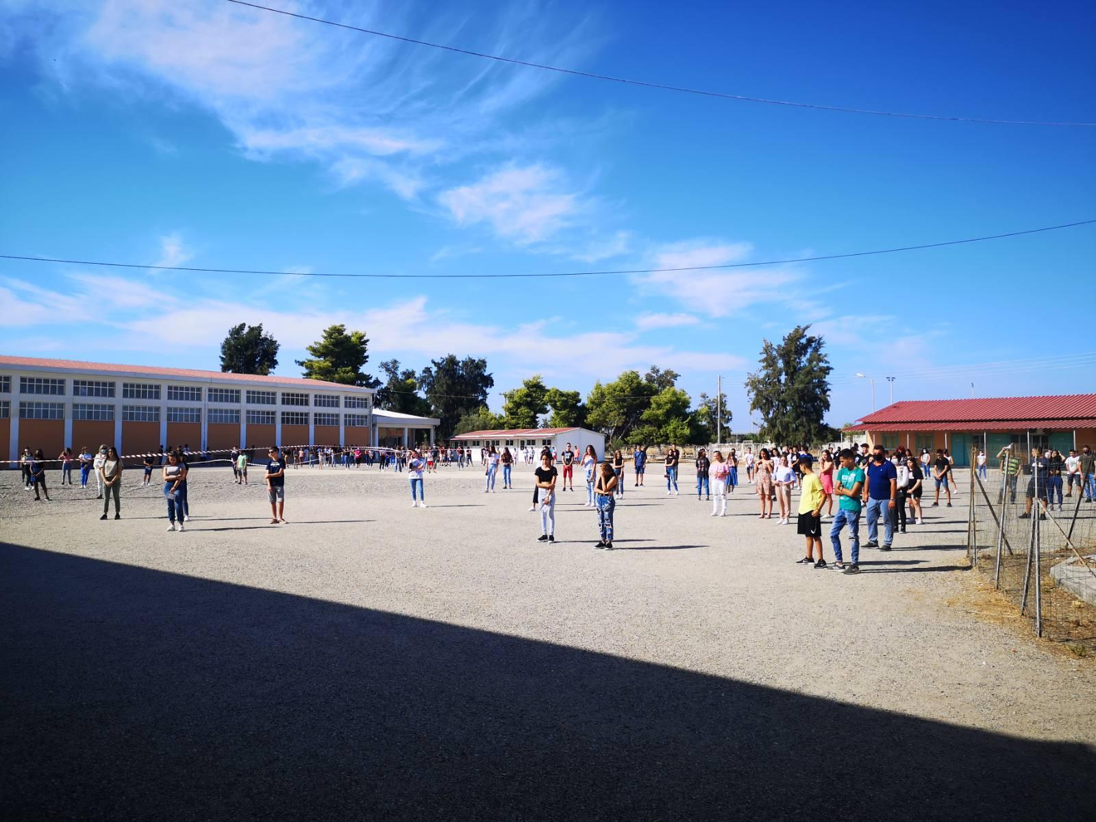Κώστας Λύρος: Όλοι θα κληθούμε να συμβάλουμε στην επιτυχία της νέας σχολικής χρονιάς