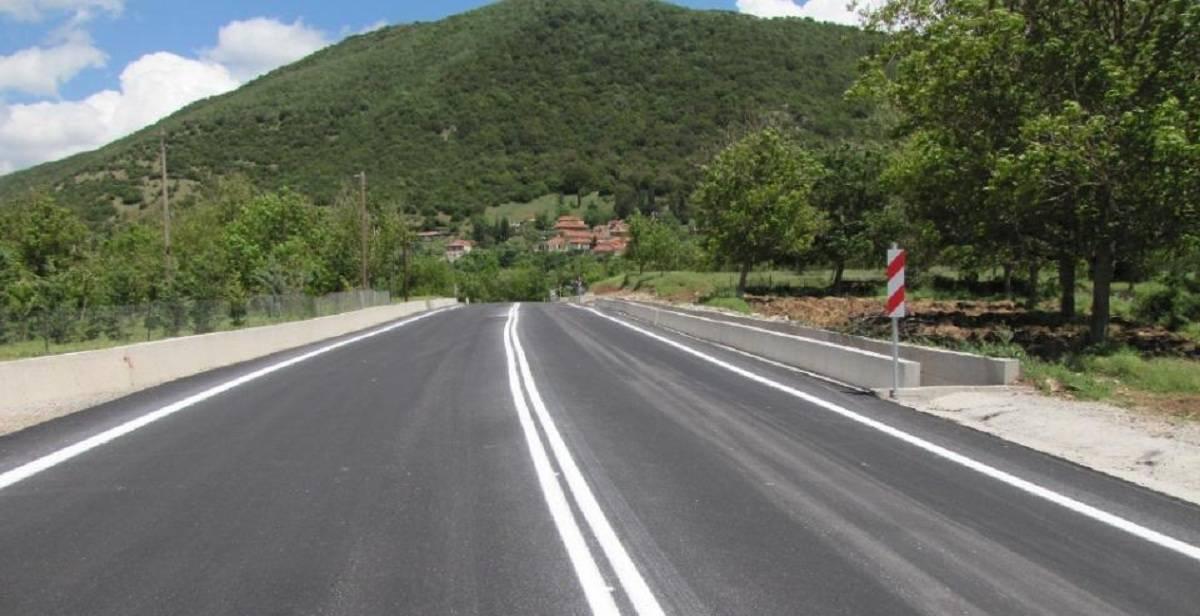 Κυκλοφοριακές ρυθμίσεις λόγω εργασιών στις Εθνικές Οδούς Αγρινίου-Καρπενησίου και Αγρινίου-Θέρμου