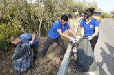 Αγρίνιο: εθελοντές καθάρισαν επτά χιλιόμετρα εθνικού δρόμου