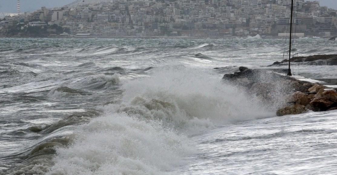 Κακοκαιρία «Ιανός»: Έρχονται έντονα φαινόμενα – Τι θα συμβεί με μεσογειακό κυκλώνα