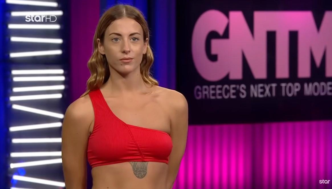 GNTM3: Η ώρα της Ίριδας-Κωνσταντίνας από το Αγρίνιο