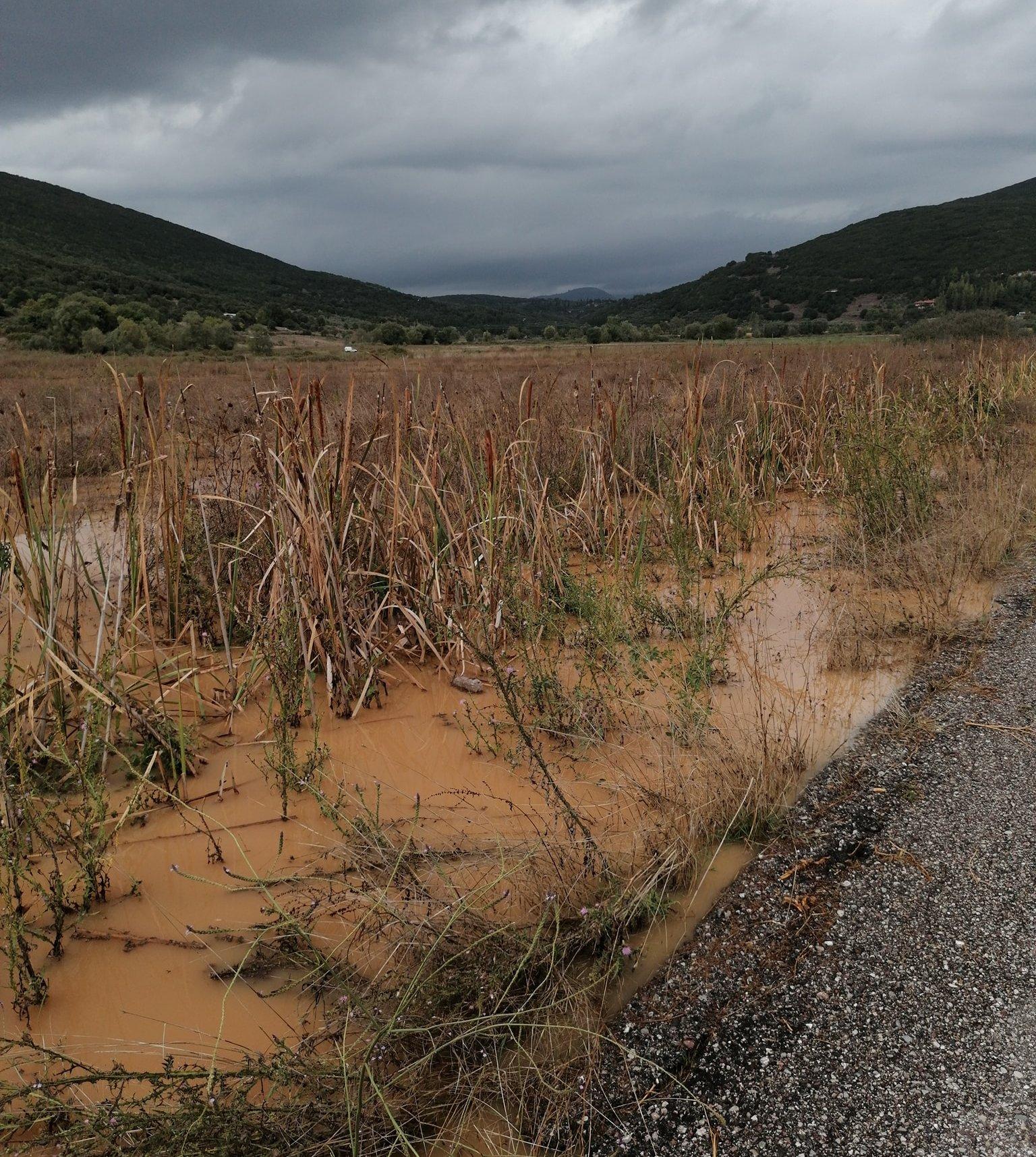 Μέτρα για τους πληγέντες αγρότες απο την κακοκαιρία στην Αιτωλοακαρνανία ζητά το ΚΚΕ