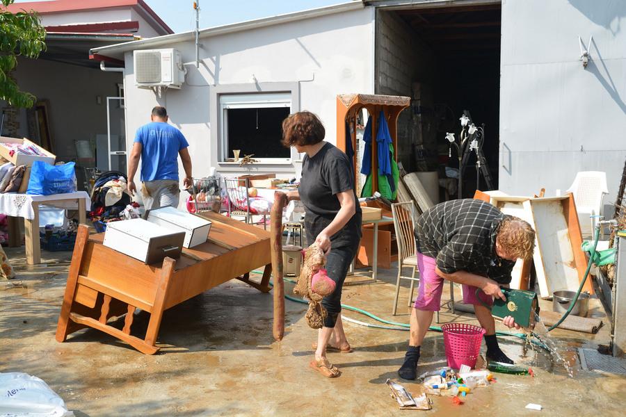 Συγκεντρώνει τρόφιμα για τoυς πλημμυροπαθείς της Καρδίτσας ο Δήμος Αγρινίου