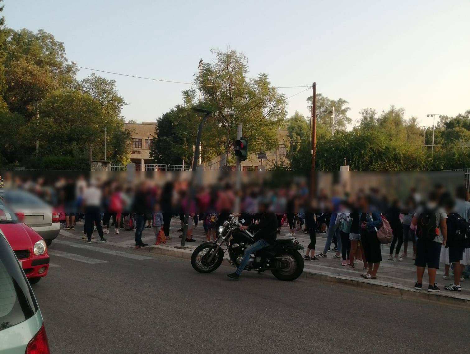 Επανεμφάνιση καταλήψεων σε σχολεία του Αγρινίου
