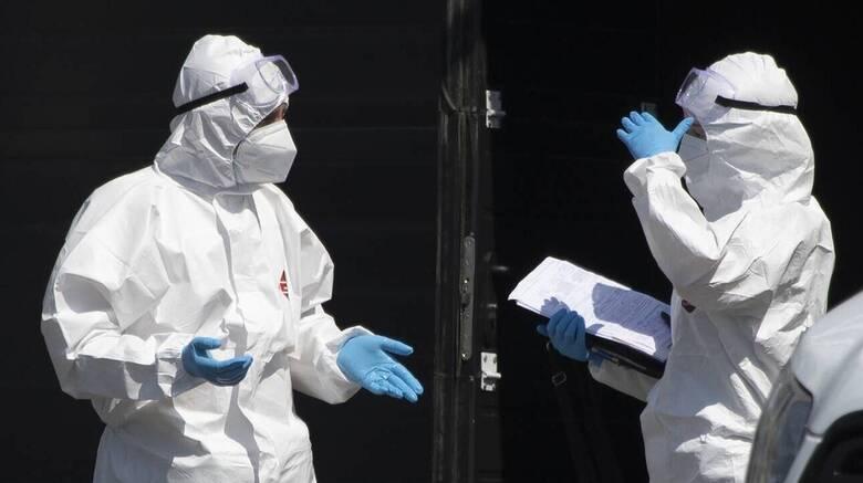 Κορωνοϊός: Στα ύψη τα κρούσματα και σήμερα – 438 νέα – 11 νέοι θάνατοι