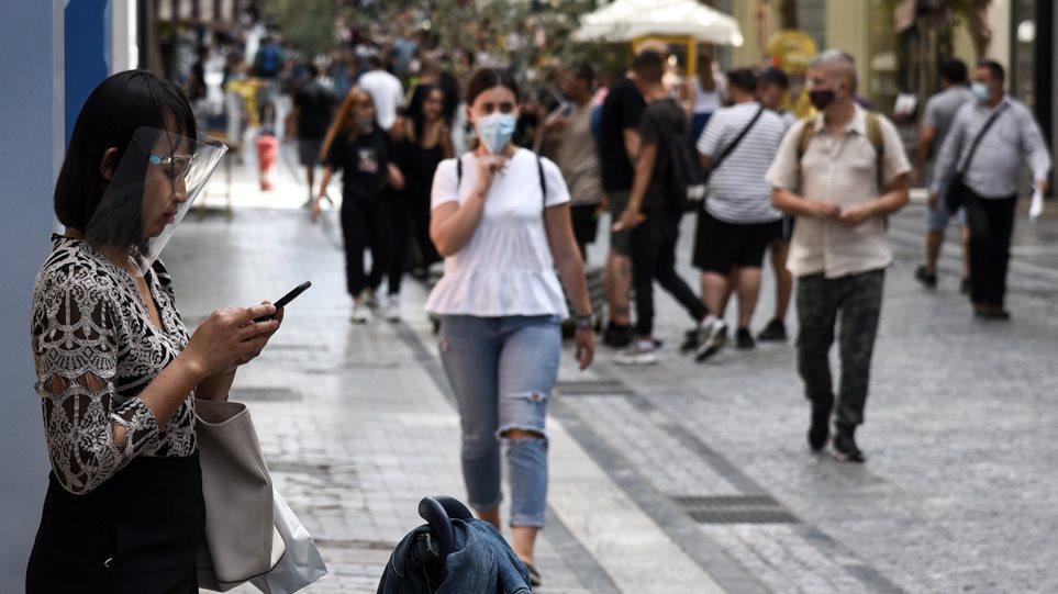 Κορωνοϊός – Έρευνα ΑΠΘ: Στο «κόκκινο» κρούσματα και θάνατοι μέχρι το Δεκέμβριο χωρίς χρήση μάσκας παντού