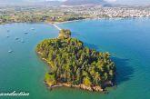 Ένα βίντεο για την πευκόφυτη νησίδα Κουκουμίτσα στη Βόνιτσα