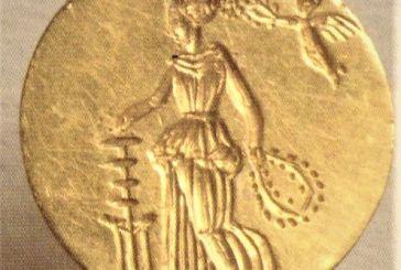 Αρχαία Αιτωλία: Το χρυσό δαχτυλίδι με τον φτερωτό έρωτα να στεφανώνει μία γυναίκα