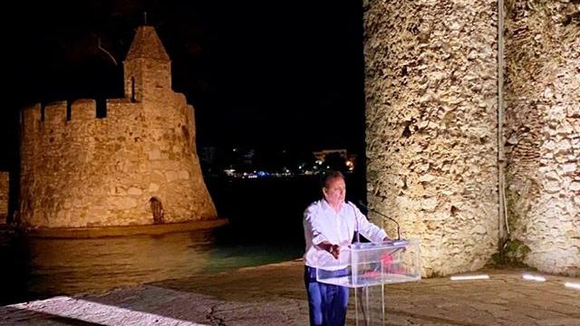"""Ο Σπήλιος Λιβανός για την ένταξη αναπτυξιακών έργων της Ναυπάκτου στο πρόγραμμα """"Φιλόδημος ΙΙ"""""""