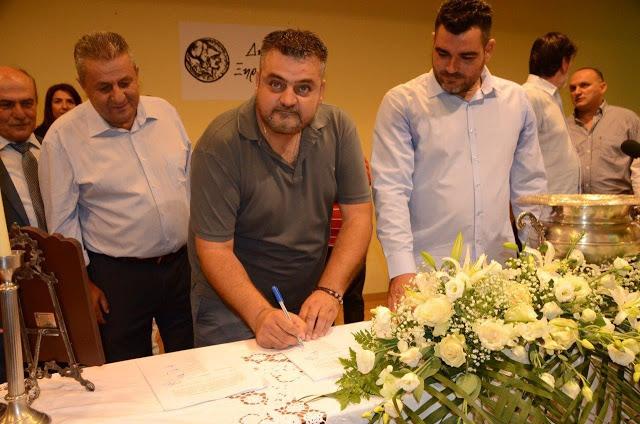 Δήμος Ξηρομέρου: ανακοινώθηκε η αλλαγή σκυτάλης στην αντιδημαρχία Ύδρευσης