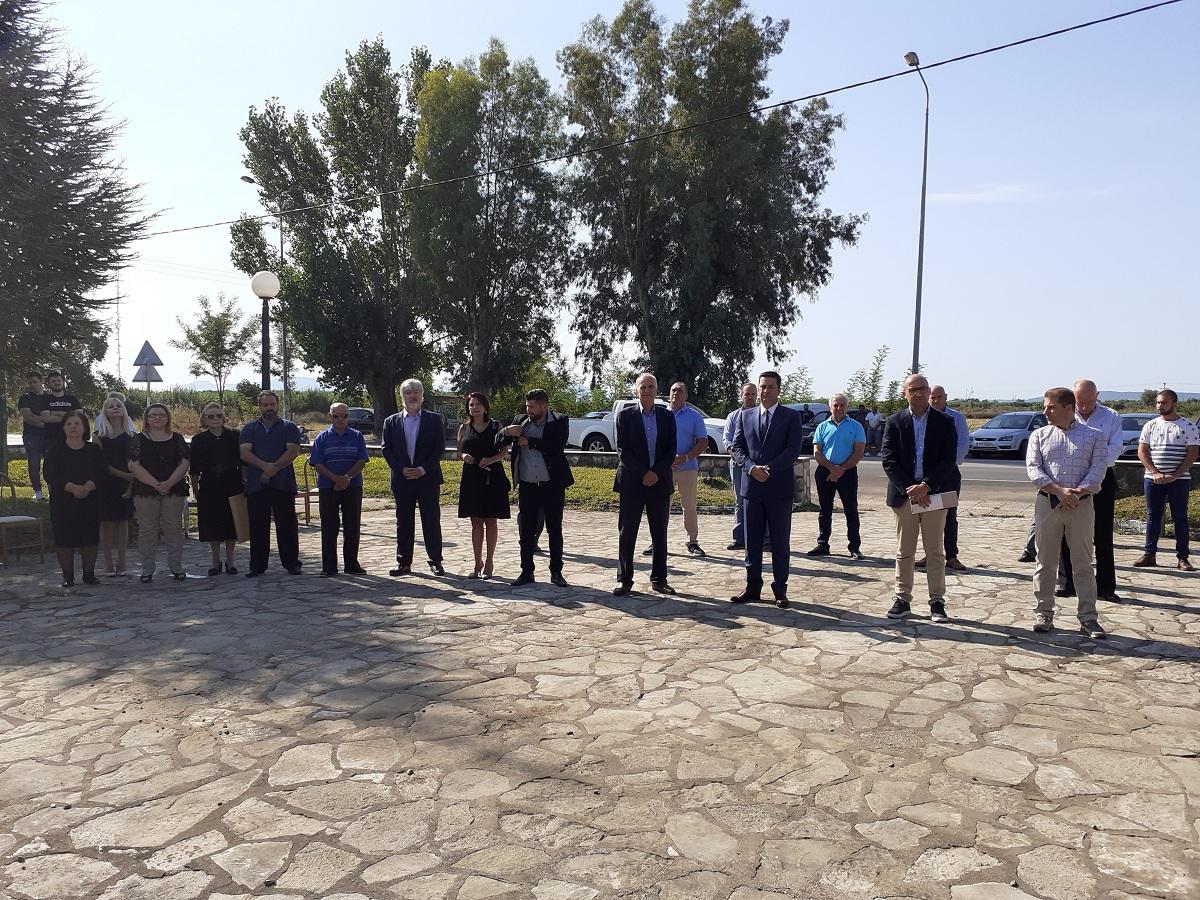Κυψέλη Αγρινίου: Τιμήθηκε η μνήμη του αγωνιστή της αγροτιάς Μήτσου Βλάχου