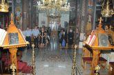 """Ο ετήσιος εκκλησιασμός του Εργαστηρίου """"Παναγία Ελεούσα"""" στο Αιτωλικό"""