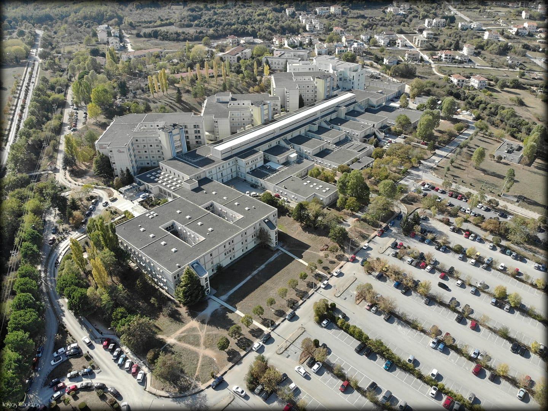 """«Το Πανεπιστημιακό Νοσοκομείο Ιωαννίνων βρίσκεται σε πλήρη επιχειρησιακή ετοιμότητα"""""""