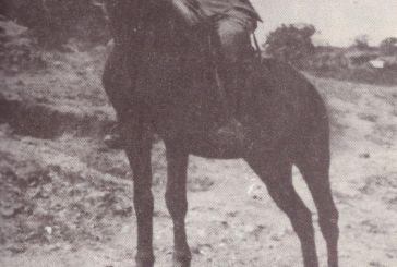 1922:Ένας Αγρινιώτης πρώην Δήμαρχος έφιππος στο μέτωπο της Μικράς Ασίας