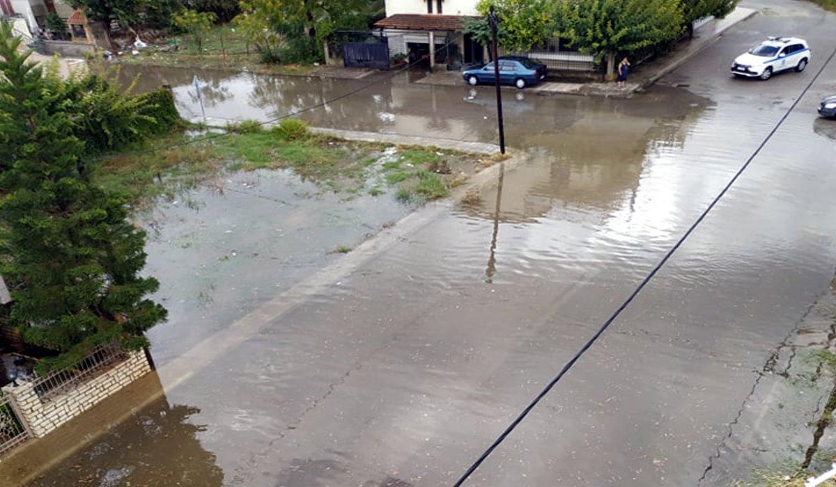 """""""Για την Κοινότητα Μεσολογγίου"""": Ερωτήματα για τα αντλιοστάσια μετά την πλημμύρα"""