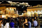 Οι πλατείες της Αθήνας… αναστέναξαν: Αρκετός κόσμος παρά τα νέα περιοριστικά μέτρα
