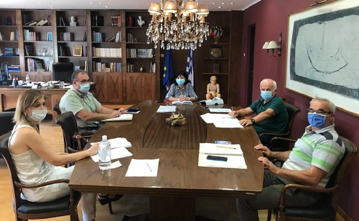 Κορωνοϊός: Ενημερωτική συνάντηση στην Π.Ε. Αιτωλοακαρνανίας για τα μέτρα προστασίας στα σχολεία
